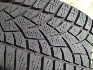 Tire Rotation and Tread Wear Inspection