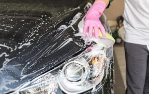 Spring Auto Cleaning
